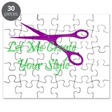 let me create your style Puzzle