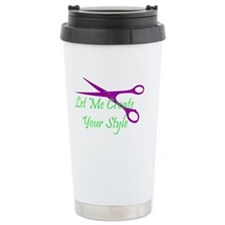 let me create your style Travel Mug