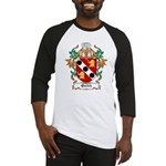 Quelch Coat of Arms Baseball Jersey