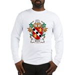 Quelch Coat of Arms Long Sleeve T-Shirt