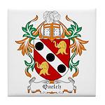 Quelch Coat of Arms Tile Coaster