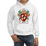 Quelch Coat of Arms Hooded Sweatshirt