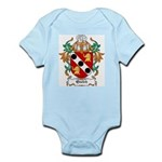 Quelch Coat of Arms Infant Creeper