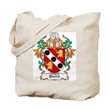 Quelch Coat of Arms Tote Bag