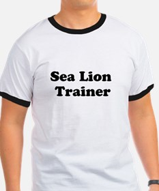 Sea Lion Trainer T-Shirt