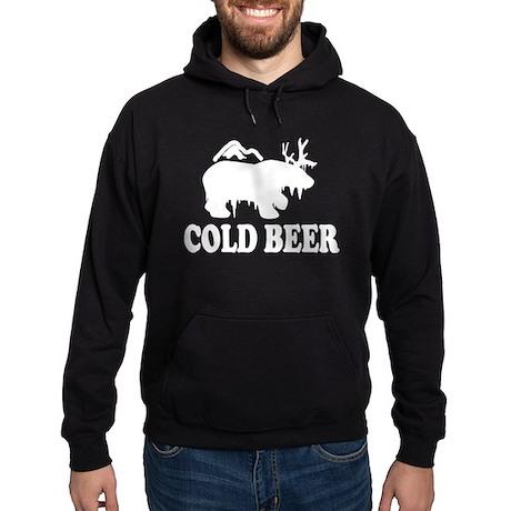 Cold Beer Hoodie (dark)