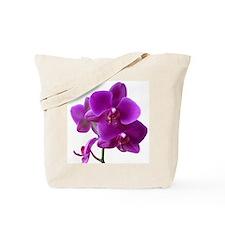 Unique Purple flowers Tote Bag