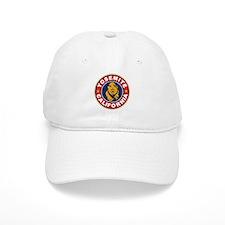Yosemite Red Circle Baseball Cap
