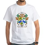 Pyke Coat of Arms White T-Shirt