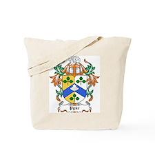 Pyke Coat of Arms Tote Bag