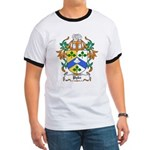 Pyke Coat of Arms Ringer T