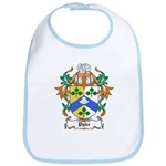 Pyke Coat of Arms Bib