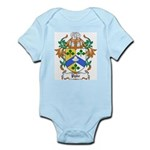 Pyke Coat of Arms Infant Creeper