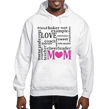Description of Mom Hoodie