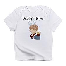 Daddys Helper BBQ Infant T-Shirt