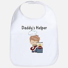 Daddys Helper BBQ Bib