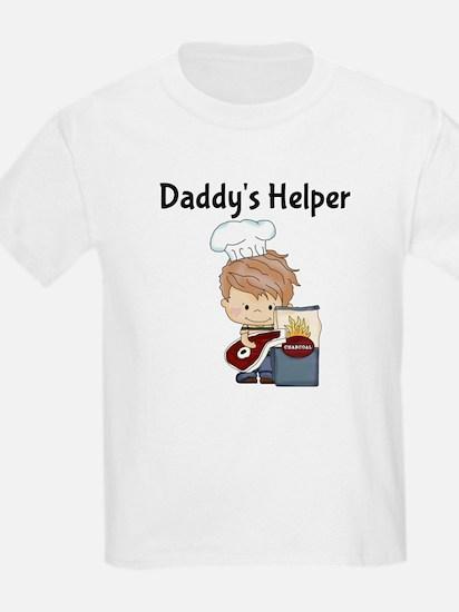 Daddys Helper BBQ T-Shirt