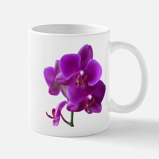 Cute Orchid Mug