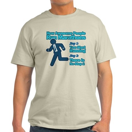 Marathons Light T-Shirt