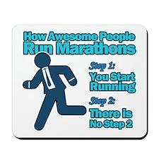 Marathons Mousepad