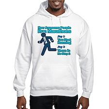 Marathons Hoodie