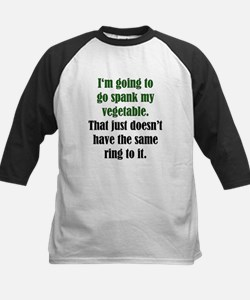 Spank My Vegetable Tee