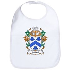 Pollard Coat of Arms Bib