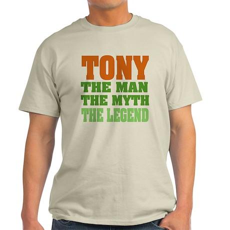 Tony The Legend T-Shirt