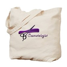 cosmetologist Tote Bag