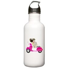 Vespug! Water Bottle