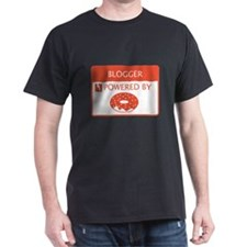 Blogger Powered by Doughnuts T-Shirt
