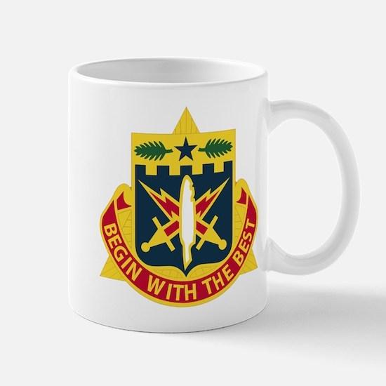 DUI - 46th AG Battalion (Reception) Mug