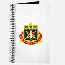 DUI - 46th AG Battalion (Reception) Journal