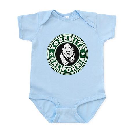 Yosemite Green Circle Infant Bodysuit