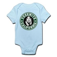 Yosemite Green Circle Infant Bodysuit