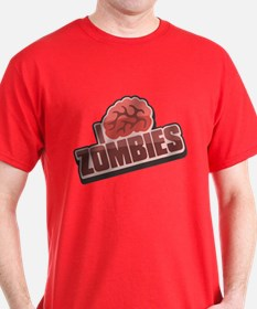 Plight of the Zombie in Red T-Shirt