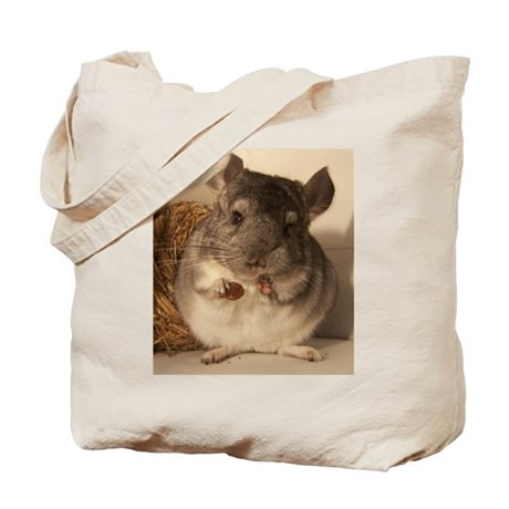 Lovely chinchillas Tote Bag