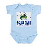 Scuba diving Baby
