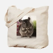 lovely chinchilla Tote Bag