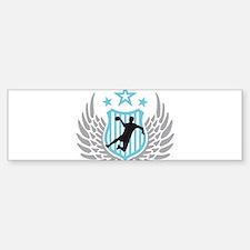 handball Bumper Bumper Sticker