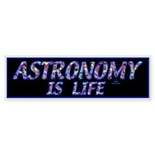 Astronomer Stickers