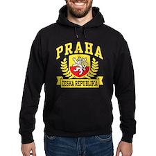 Praha Ceska Republika Hoodie