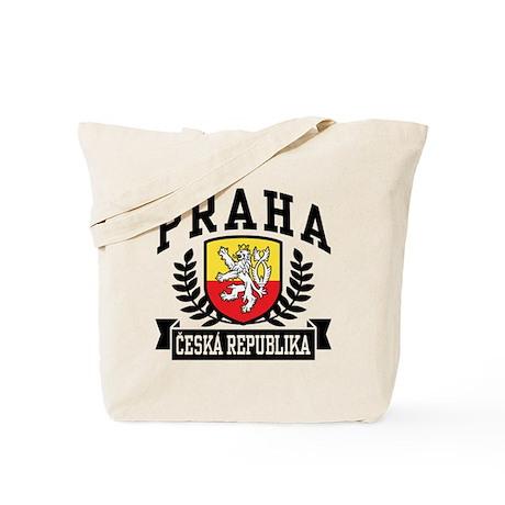 Praha Ceska Republika Tote Bag