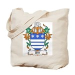 Pitt Coat of Arms Tote Bag