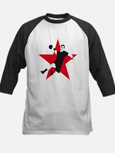 handball player star Kids Baseball Jersey