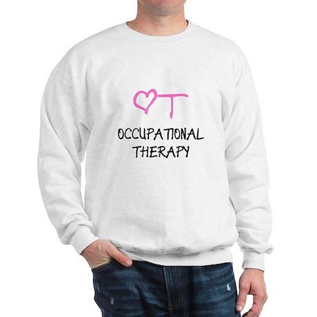 OT Pink Heart Sweatshirt