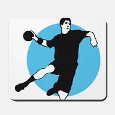 handball player Mousepad