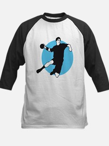 handball player Kids Baseball Jersey