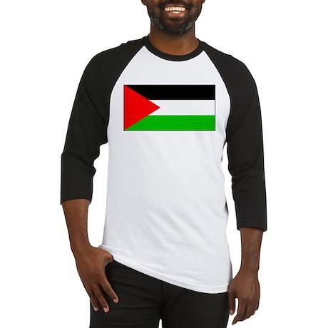 Palestinian Blank Flag Baseball Jersey