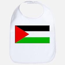 Palestinian Blank Flag Bib
